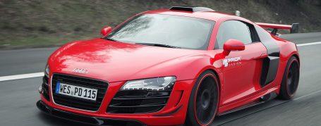 Audi R8 Coupe/Spyder 42 Pre-facelift [2006-2014] Tuning - GT650 Aerodynamic Kit / Body Kit