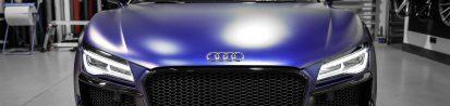 Front Bumper for Audi R8 V10 Spyder [Facelift]