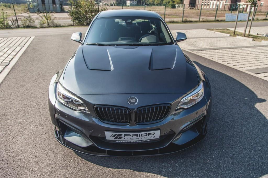 BMW 3-Series E92/E93 Coupé/Cabrio Tuning | M3-Style Widebody