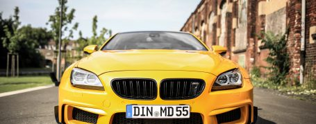 PD6XX WB Front Bumper for BMW 6-Series F12/F13/M6