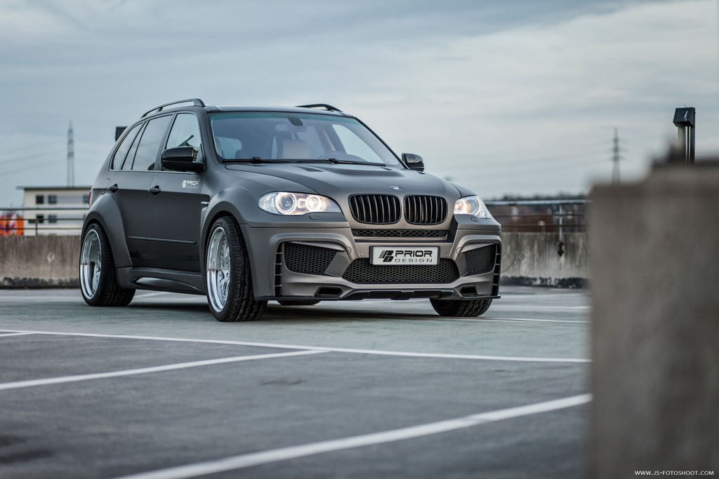 bmw x5 m e70 breitbau tuning pdx5 widebody aerodynamik. Black Bedroom Furniture Sets. Home Design Ideas