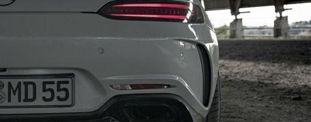 PD700GTR Heckklappenspoiler für Mercedes AMG GT/GTS & GTC C190