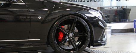 Mercedes CL W216 Tuning - PD Black Edition V4 Widebody-Kit / Aero-Kit