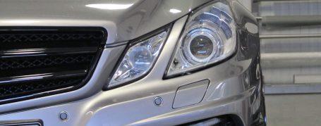 PD550 Black Edition Frontstoßstange für Mercedes E-Coupe C207/A207