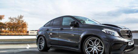 Mercedes GLE Coupe C292 Tuning - PDG800X Widebody Aerodynamic Kit