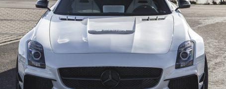 PD900GT WB Frontstoßstange für Mercedes SLS AMG Roadster R197