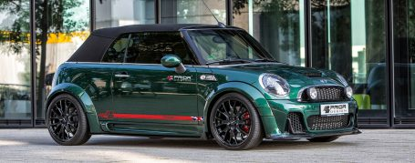 PD300+ Widebody Front & Rear Widenings for Mini Cooper S R56