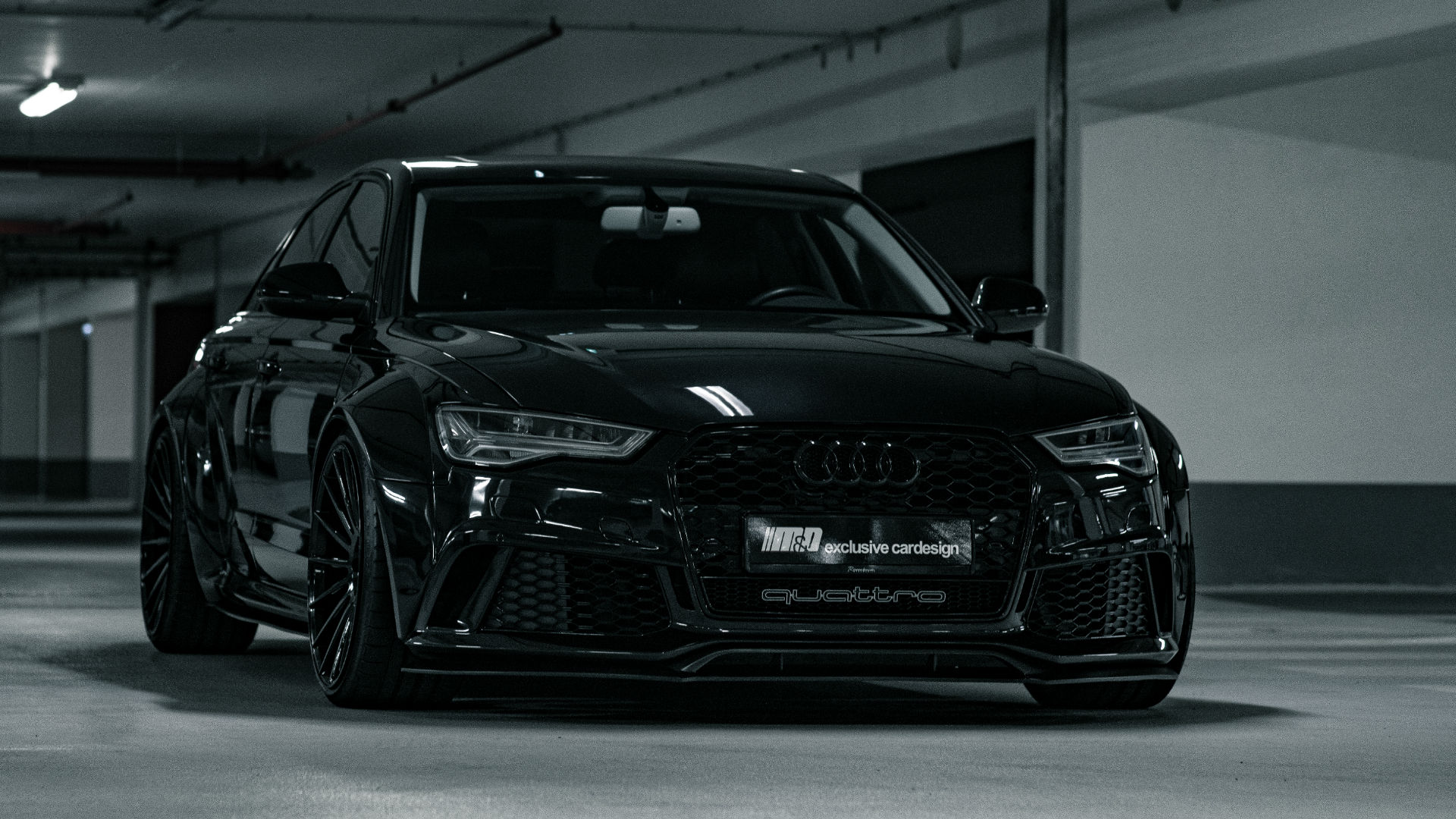 Audi A6 Rs6 C7 Limousine Breitbau Tuning Pd600r Widebody Aerodynamik Kit M D Exclusive Cardesign