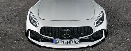 PD700GTR Frontstoßstange für Mercedes GT/GTS/GTC