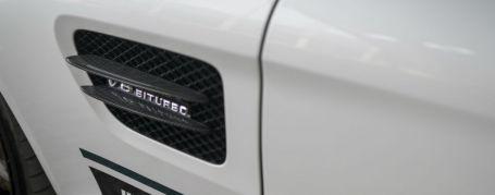 PD700GTR Seitenschweller inkl. Lippe für Mercedes GT/GTS/GTC