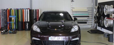 P600 Front Bumper for Porsche Panamera 970