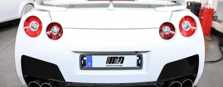 PD750 Rear Diffusor for Nissan GT-R R35