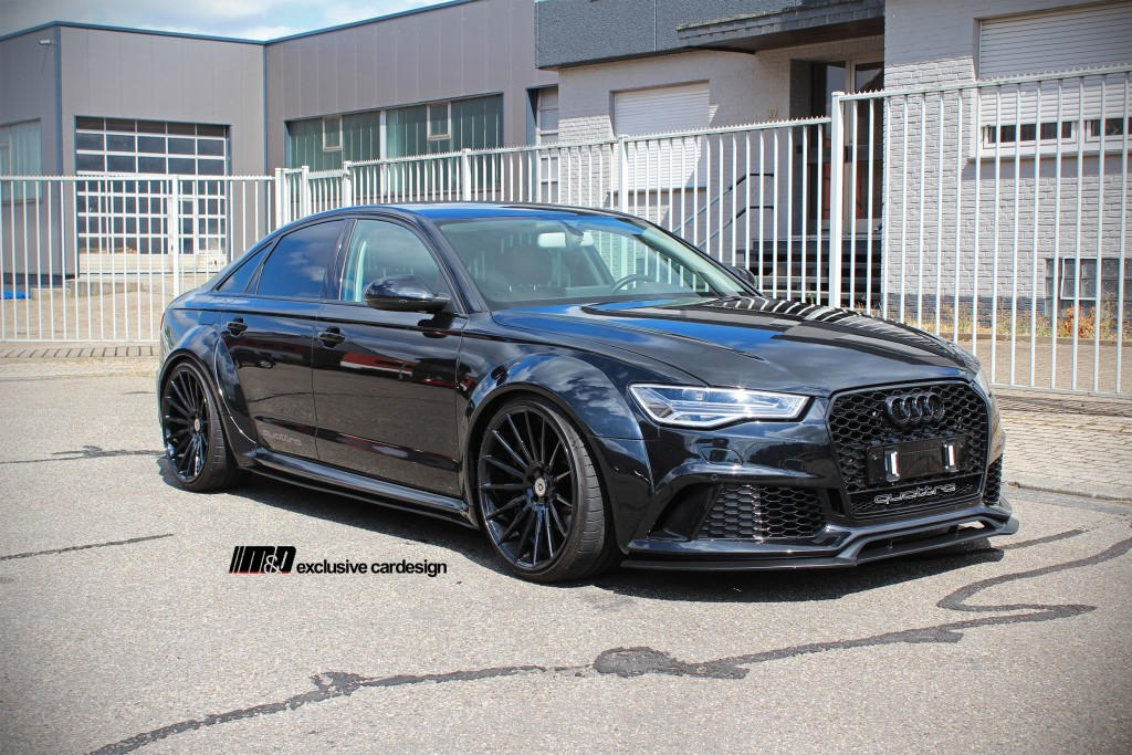 audi a6 rs6 c7 limousine breitbau tuning pd600r widebody. Black Bedroom Furniture Sets. Home Design Ideas