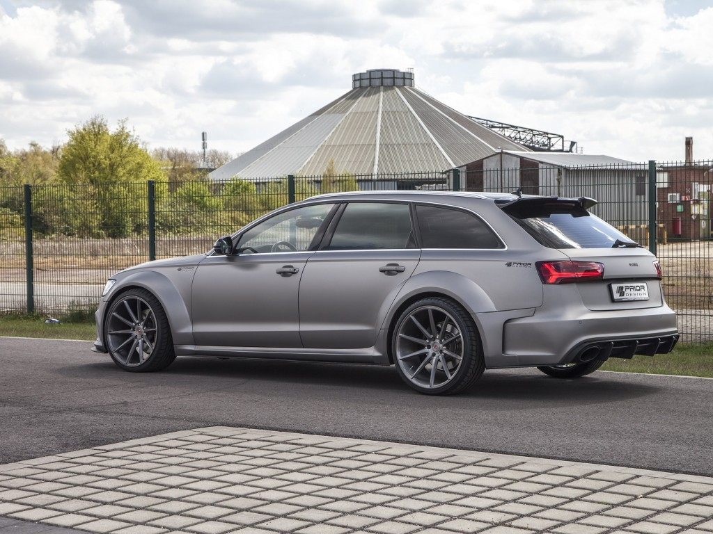 audi a6 s6 rs6 c7 breitbau tuning widebody aerodynamik. Black Bedroom Furniture Sets. Home Design Ideas