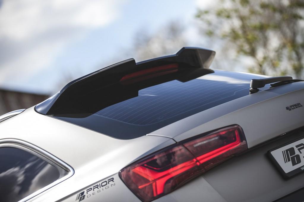 PD600R Dachspoiler für Audi A6/S6/RS6 Avant C7