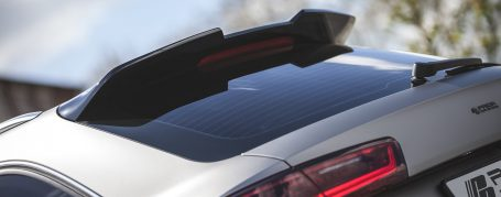 PD600R Roof Spoiler for Audi A6/S6/RS6 C7 [4G] Avant