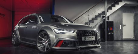 Audi A6/S6/RS6 C7 [4G] Avant Tuning - PD600R Widebody Aerodynamic Kit