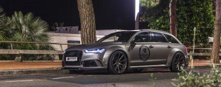 Audi A6/S6/RS6 C7 [4G] Avant Tuning - PD600R Widebody Aerodynamik-Kit