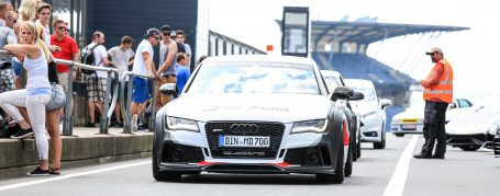 Audi A7/S7/RS7 C7 [4G] Tuning - PD700R Widebody Aerodynamic Kit