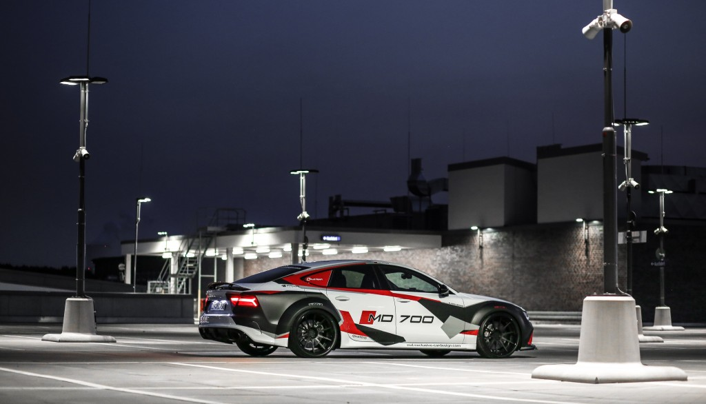 Audi A7/S7/RS7 C7 Tuning - PD700R Widebody Aerodynamik-Kit