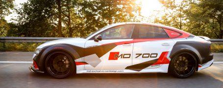 Audi A7/S7/RS7 C7 [4G] Breitbau Tuning - PD700R Widebody Aerodynamik-Kit
