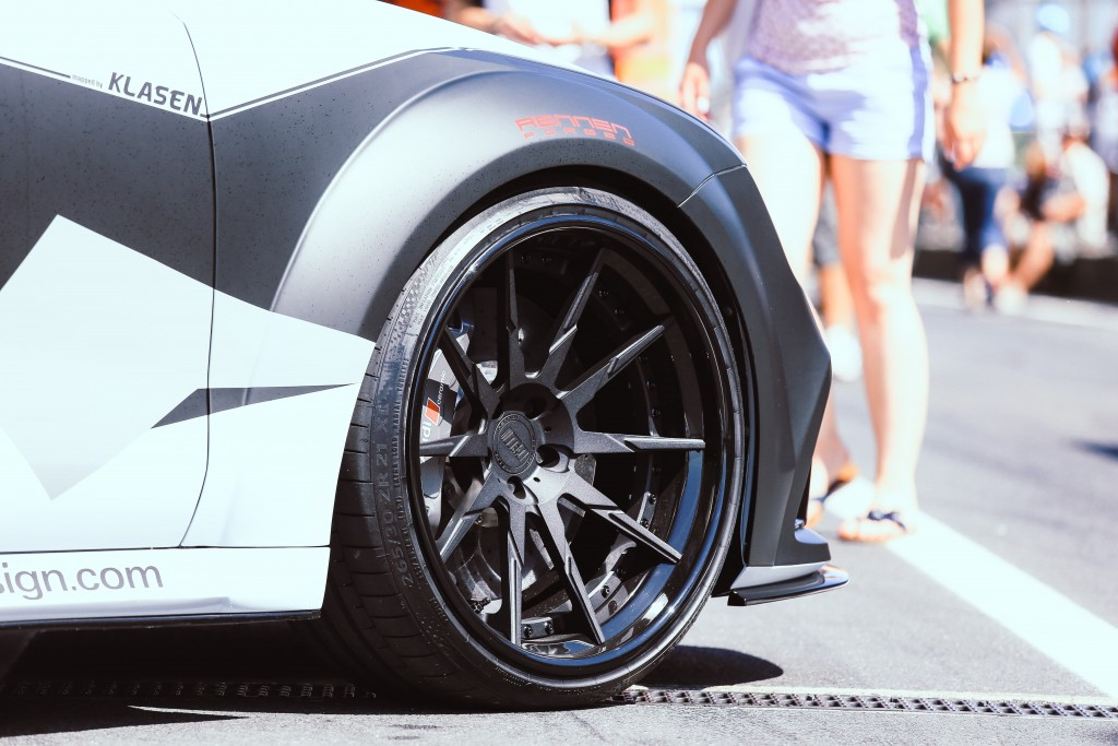 Rennen Forged Wheels R60 X-Concave in 10,5x21 für Audi A7/S7/RS7 C7