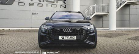 Audi Q8 Breitbau Tuning - PDQ8XS Widebody Aerodynamik-Kit