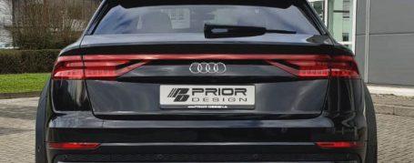 PDQ8XS Diffusor für Audi Q8