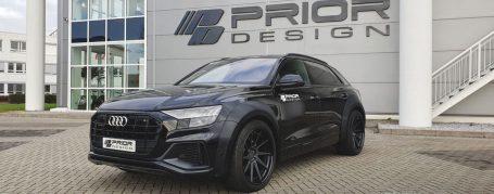 PDQ8XS Frontverbreiterung für Audi Q8