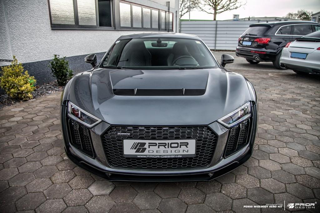 Audi R8 V10 Spyder [Facelift] Tuning + Z-Performance ZP