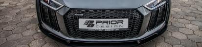 PD800 Rahmen für Frontstoßstange (2 tlg.) für Audi R8 4S Coupe/Spyder