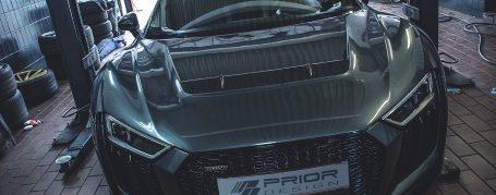 Audi R8 4S Coupe/Spyder [2015+] Tuning - PD800WB Widebody Aerodynamic Kit