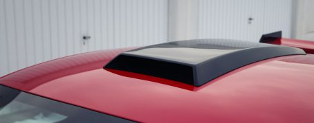 PD GT650 Roof Scoop for Audi R8 Coupe/Spyder 42 Pre-facelift [2006-2014]