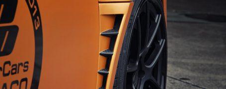 PD GT850 Frontkotflügelpaar für Audi R8 Coupe/Spyder 42 Vor-Facelift [2006-2014]