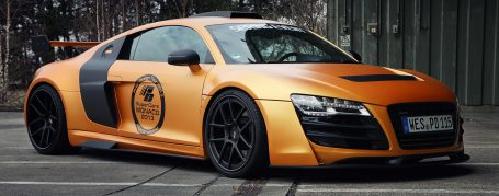 Audi R8 Coupe/Spyder 42 Pre-facelift [2006-2014] Tuning - PD GT850 Widebody Aerodynamic Kit