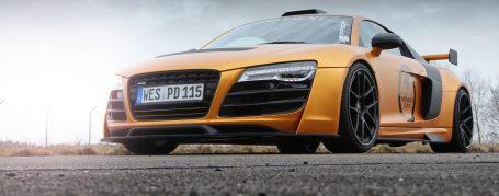 Audi R8 Coupe/Spyder 42 Vor-Facelift [2006-2014] Tuning - PD GT850 Widebody Aerodynamik-Kit