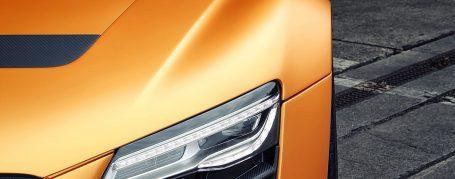 PD GT850 Front Lip Spoiler for Audi R8 Coupe/Spyder 42 Pre-facelift [2006-2014]