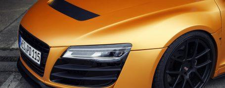 PD GT850 Bonnet/Engine Cover for Audi R8 Coupe/Spyder 42 Pre-facelift [2006-2014]
