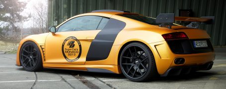 PD GT850 Side Skirts for Audi R8 Coupe/Spyder 42 Pre-facelift [2006-2014]