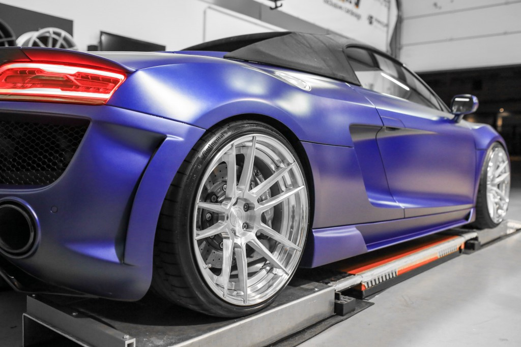 Audi R8 V10 Spyder Facelift Tuning Z Performance