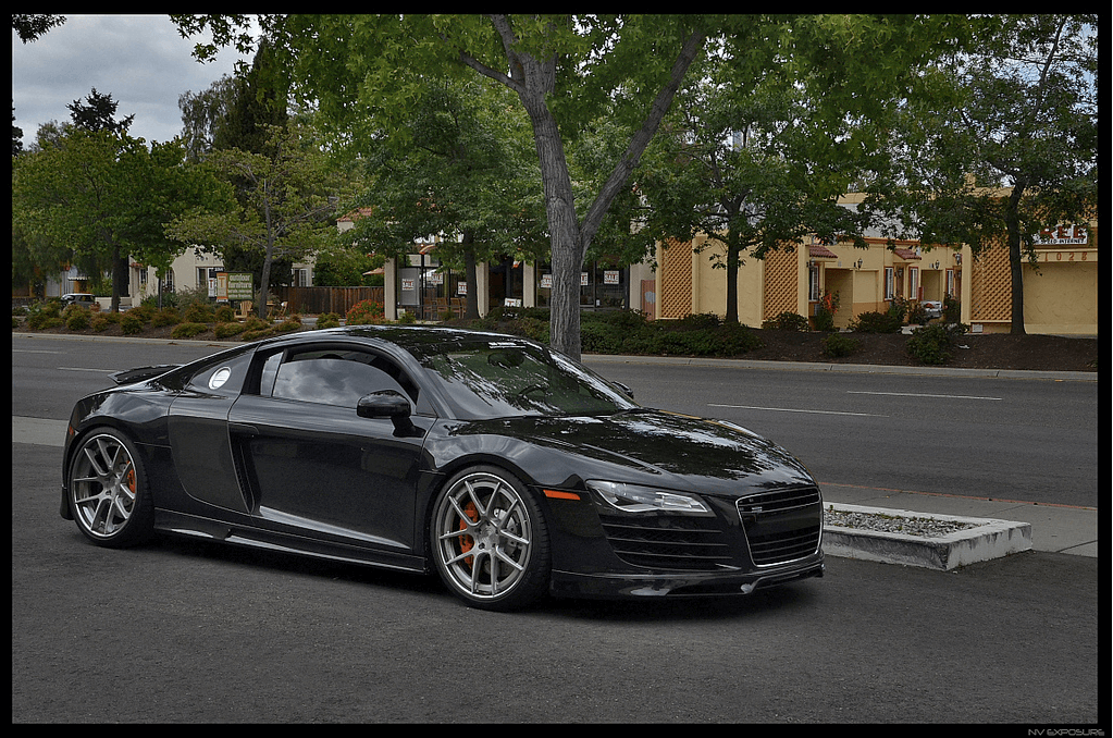 Audi R8 V8 Coupespyder Tuning Pd Aerodynamic Kit Md Exclusive