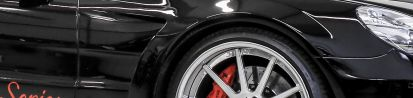 Black Edition Front Fenders for Mercedes SL R230