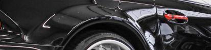 Black Edition Heckverbreiterung für Mercedes SL R230