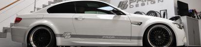 PDM3 Widebody Aerodynamik-Kit für BMW 3'er E92/E93 Coupé/Cabrio