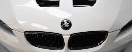 PDM3 Bonnet/Engine Cover (with Vents) for BMW E92/E93 Coupé/Cabrio models