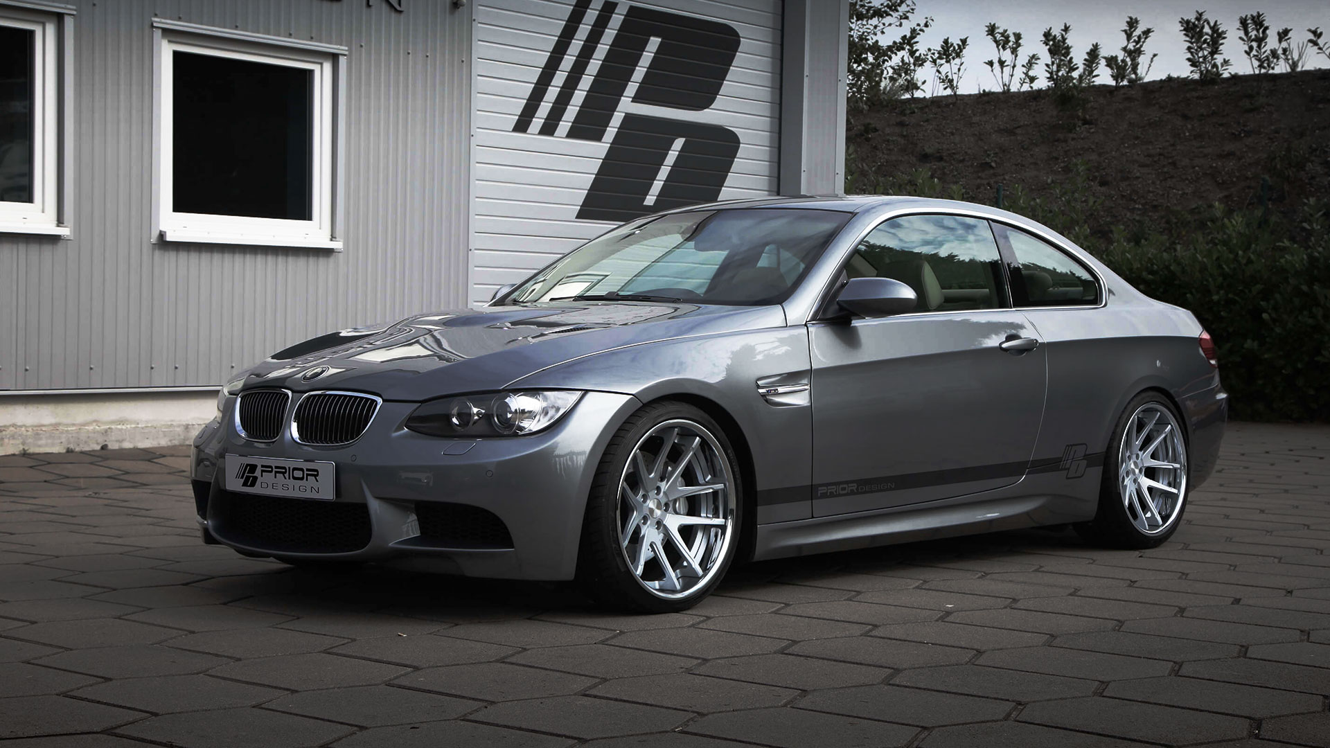 Bmw 3 Series E92 E93 Coupe Cabrio Tuning Pd M M3 Style Aerodynamic Kit M D Exclusive Cardesign