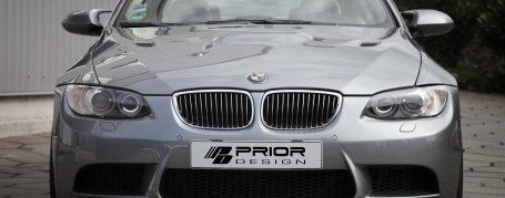 PD-M Front Bumper for BMW 3-Series E92/E93 Coupé/Cabrio
