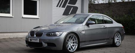 PD-M Front Fenders for für BMW 3'er E92/E93 Coupé/Cabrio