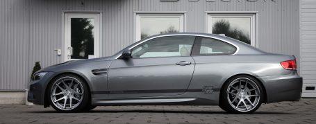 PD-M Side Skirts for BMW 3-Series E92/E93 Coupé/Cabrio