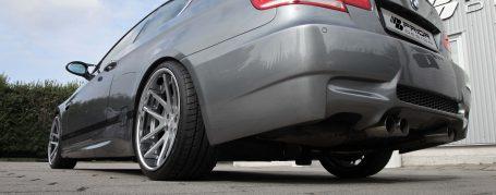 PD-M Rear Trunk Spoiler for BMW 3-Series E92/E93 Coupé/Cabrio
